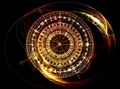 picture of witchcraft  - Orbits of Destiny series - JPG