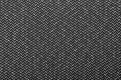 Gray Wool Pattern, Textured Salt And Pepper Style Black And White Melange Upholstery. Fabric Backgro poster