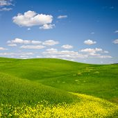 picture of blue sky  - Landscape  - JPG