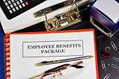 Benefits Package For Employees-benefits, Additional Rights, Exemption From Compliance With The Estab poster