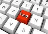 Faq Red Pc Keyboard Button