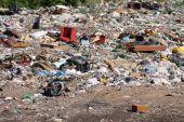pic of landfills  - Environmental issue  - JPG