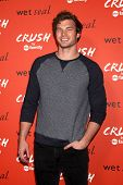 LOS ANGELES - NOV 6:  Derek Theler at the CRUSH by ABC Family Clothing Line Launch at London Hotel o