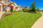 image of stone house  - A perfect neighborhood - JPG