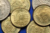 pic of serbia  - Coins of Serbia - JPG