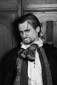 picture of dracula  - Close - JPG