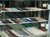 picture of beads  - Bead shop in Silom area - JPG