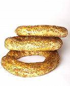 The Turkish bagel