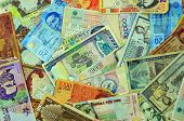 Latin American Currencies