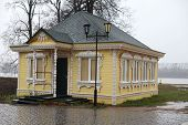 stock photo of uglich  - Camping yellow close - JPG