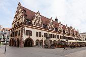 image of leipzig  - Old Rathaus  - JPG