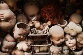foto of doll  - Scary doll - JPG