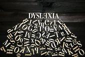 image of dyslexia  -