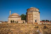 stock photo of sufi  - Historic Tomb called Uryan Baba at Seyitgazi Turkey from Ottoman Era - JPG