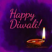 picture of diwali lamp  - Diwali - JPG