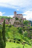 pic of naturel  - Community of Saint Circ Lapopie in France - JPG