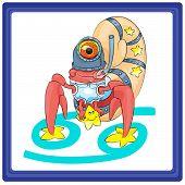 image of cancer horoscope icon  - Cancer  - JPG