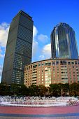 foto of prudential center  - The Prudential Tower  - JPG