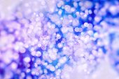 Abstract Bokeh Background. Christmas Glittering Background. Abstract Christmas Background. Glitterin poster