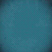 pic of dot pattern  - Blue vintage polka dot texture - JPG