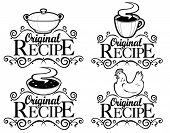 Original Recipe Seals