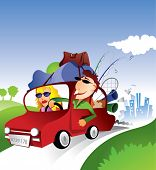 picture of family vacations  - Time for Vacation - JPG