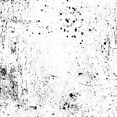Distress Overlay Texture For Your Design. Grunge Artistic Dirt Template. Eps10 Vector. poster