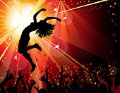 stock photo of club party  - festive party - JPG