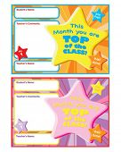 Print off, cut out and write on comments to help motivate and reward children's effort for good work