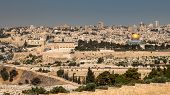 Jerusalem overview