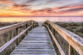 Boardwalk to Sunrise