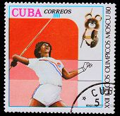 picture of olympic-games  - CUBA  - JPG