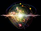 image of quantum physics  - Elementary Particles series - JPG
