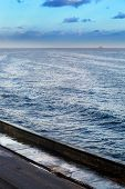 pic of bannister  - embankment - JPG