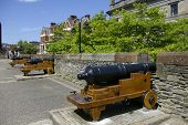 Siege Cannon On Derry's Walls