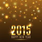 pic of celebrate  - Happy New Year 2015 celebration background - JPG