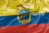 picture of guayaquil  - Amazing Flag of Ecuador - JPG
