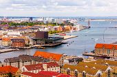 pic of copenhagen  - Copenhagen City - JPG