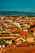 stock photo of apennines  - Florence - JPG