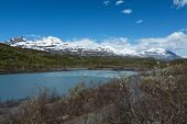 foto of wilder  - The mountains and waters of Alaska - JPG