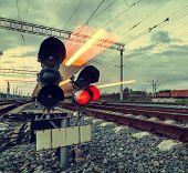 foto of high-speed  - High - JPG