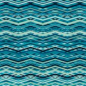stock photo of zigzag  - wave zigzag seamless pattern  - JPG