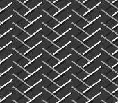 pic of chevron  - Seamless stylish geometric background - JPG