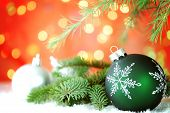 image of christmas ornament  - Christmas ornaments - JPG