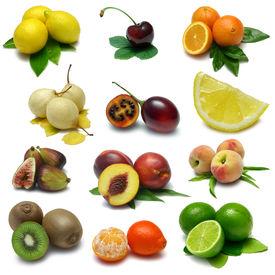pic of tangelo  - Fruit Sampler  - JPG