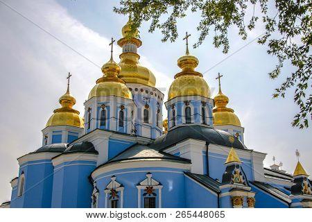 St Michaels Golden Monastery Operating