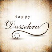 foto of ravan  - Greeting card for Dussehra celebration in India - JPG