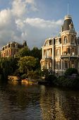 Amsterdam Baroque Houses