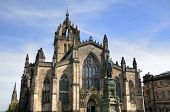 pic of mile  - St Giles - JPG