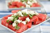 Water Melon Salad